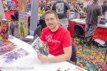 Kyle Higgins, writer of Nightwing