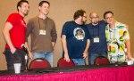 Kyle Higgins, J.T. Krul,Joshua Fialkov, Brian Buccellato, and Scott Lobdell