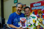 Scott Lobdell and Norm Rapmund, inker for Teen Titans