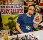 Brian Buccellato, co-writer and colorist of The Flash
