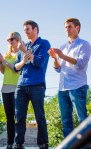 Stephanie March, Bryan Greenberg and Benjamin McKenzie
