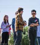 Rachel Leigh Cook (She's All That, Perception), Nick Zano and John Cho