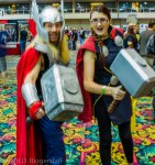 Mr. and Mrs. Thor