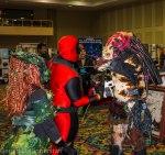 Deadpool vs. Predators.  Place your bets.