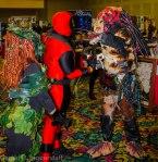 Deadpool vs. Predators