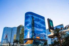 City Center Las Vegas, Harmon Tower and The Cosmopolitan