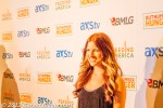 Cassadee Pope, ACM Party For a Cause Red Carpet, Orleans Arena, Las Vegas, NV April 5, 2013