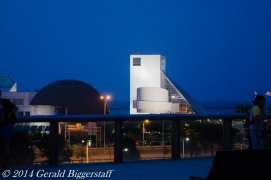 Great Lakes Science Center and Rock and Roll Hall of Fame
