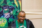 Darryl Banks (Co-Creator of Kyle Rayner Green Lantern and Parallax)
