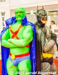 Martian Manhunter and Batman