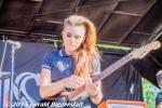 """Lyndsey """"Lynn Gunn"""" Gunnulfsen ( lead vocals, rhythm guitar, keyboards)"""