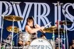 Justin Nace (drums)