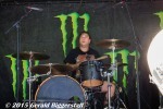 Dave Rawling (drums)