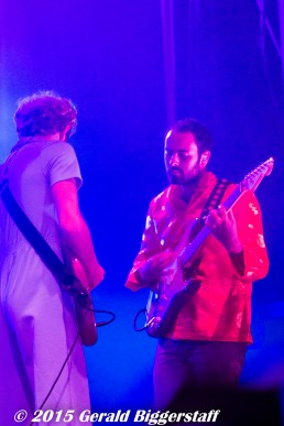 Jacob Tilley and Eric Cannata (Young the Giant)