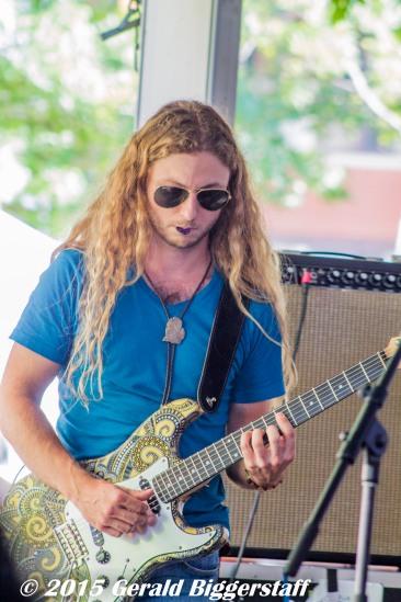 Nick Hosford (Lead guitar)