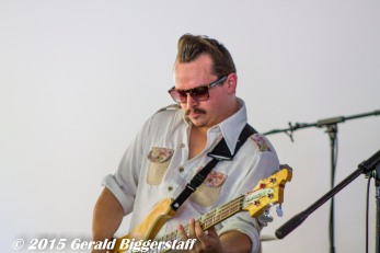 "Andrew ""Wonderboy"" Dornoff (Bass)"