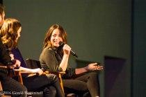Elizabeth Henstridge and Chloe Bennet